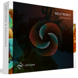 iZotope Neutron 3 Advanced v3.2.0 (Mac OS X)