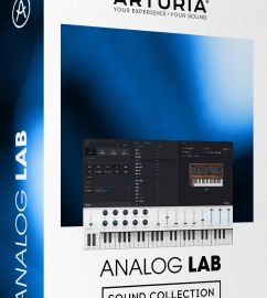 Arturia Analog Lab v4.1.0.3413 [WIN]