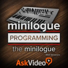 Ask Video Korg Minilogue 202 Programming The Minilogue TUTORiAL