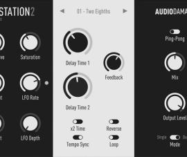 Audio Damage AD036 Dubstation 2 v2.1.1 (WIN-MAC)