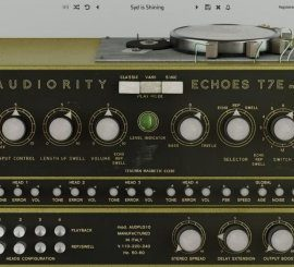 Audiority Echoes T7E MkII v2.0.0 [WIN]