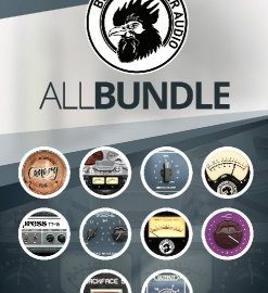 Black Rooster Audio The ALL Bundle v2.4.1 [WIN-MAC]