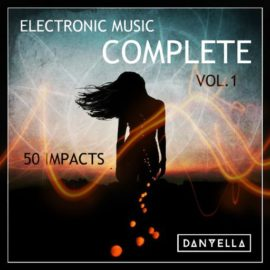 Danyella Electronic Music Complete Vol.1 (Impacts) WAV