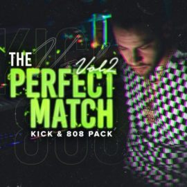 IndustryKits The Perfect Match Vol 2 808 and Kick Pack WAV