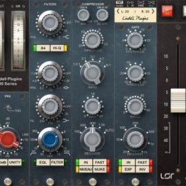 Lindell Audio 80 Series v1.0.0 [WIN]