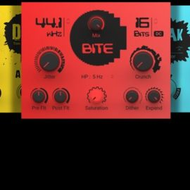 Native Instruments EFFECTS SERIES – CRUSH PACK v1.1.0 (Mac OS X)