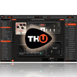 Overloud TH-U Complete v1.1.6 Free Download [WIN-MAC]