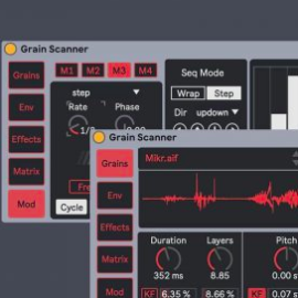 Amazing Noises Grain Scanner v1.1 ALP