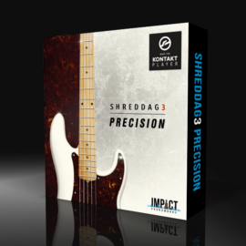 Impact Soundworks Shreddage 3 Precision KONTAKT