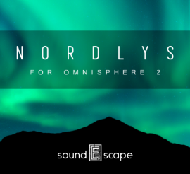Soundescape Nordlys for Omnisphere 2.6 and WAV