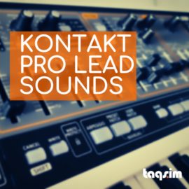 TAQSIM Kontakt Pro Lead Sounds