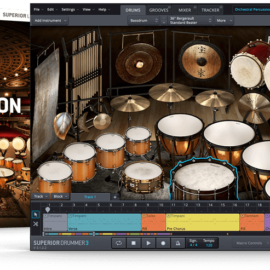 Toontrack Orchestral Percussion SDX (SOUNDBANK)
