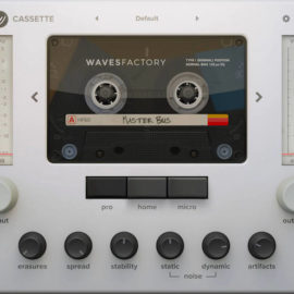 Wavesfactory Cassette v1.0.4 Incl Patched and Keygen-R2R