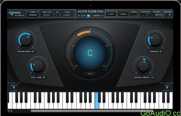 Antares Auto-Tune Pro v9.1.0 Crack