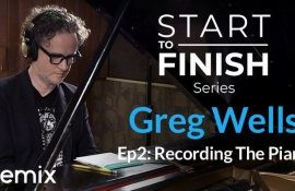 PUREMIX Start to Finish Greg Wells Episode 2 Recording The Piano TUTORiAL