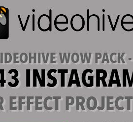 Videohive Wow Pack – 3 – 43 Instagram After Effect Project Files Free Download