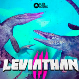 Black Octopus Sound Leviathan 3 WAV MiDi Serum Presets