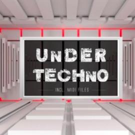 Abstract State Under Techno WAV MiDi