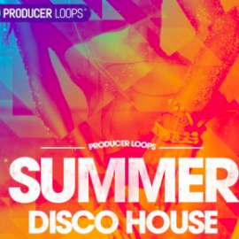 Producer Loops – Summer Disco House Vol 1 WAV MiDi