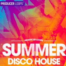 Producer Loops – Summer Disco House Vol 1 WAV MiDi