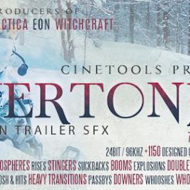 Cinetools Overtonics WAV