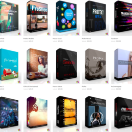 Pixel Film Studios Bundle for Final Cut Pro X [Mac OS X]