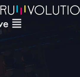 Wave Alchemy Drumvolution for Live ALP