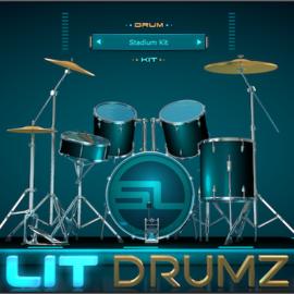 Studiolinked Lit Drumz v1.0 [WIN-MAC]