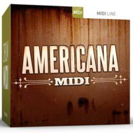 Toontrack Americana MiDi [WIN-MAC]