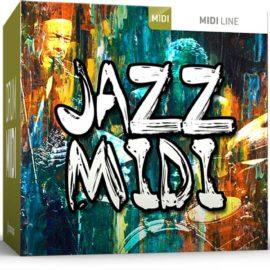 Toontrack Jazz MiDi [WiN]
