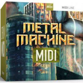 Toontrack Metal Machine MiDi [WIN-MAC]