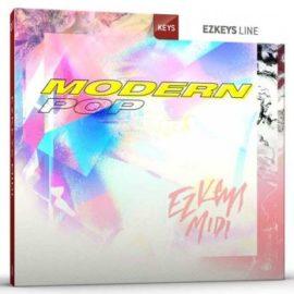 Toontrack Modern Pop EZkeys MiDi WiN