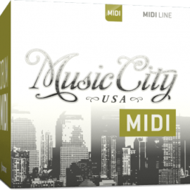 Toontrack Music City USA MiDi [WiN-MAC]