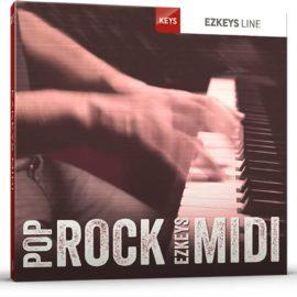 Toontrack Pop Rock EZkeys MiDi [WiN]