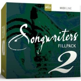 Toontrack Songwriters Fillpack 2 MiDi [WIN-MAC]