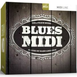 Toontrack The Blues MiDi [WIN-MAC]