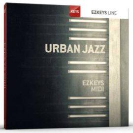 Toontrack Urban Jazz EZkeys MiDi WiN