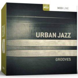 Toontrack Urban Jazz Grooves MiDi WiN