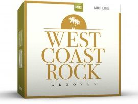 Toontrack West Coast Rock Grooves MIDI [WiN-MAC]