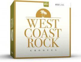 Toontrack West Coast Rock Grooves MIDI [WiN-MAC]