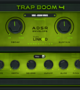 Studiolinked Trap Boom 4 VST AU [WIN-MAC]