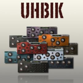 U-he Uhbik.v1.3.1.3898 [WIN-MAC]