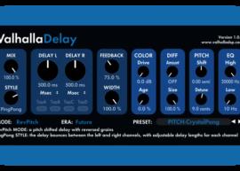 Valhalla DSP Valhalla Delay v1.5.2 Incl Patched and Keygen-R2R