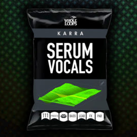 Wholeloops KARRA FOR SERUM 1