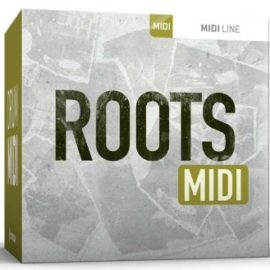 Toontrack Roots MiDi [WIN-MAC]