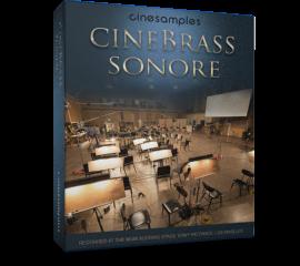 Cinesamples CineBrass Sonore KONTAKT