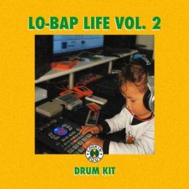 Cookin Soul LO-BAP Life Vol. 2 Drum Kit WAV