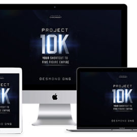 Desmond Ong – Project 10K Download