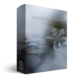 Fracture Sounds Frozen Percussion: Crotales KONTAKT