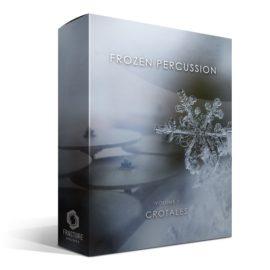 Fracture Sounds Frozen Percussion: Crotales KONTAKT